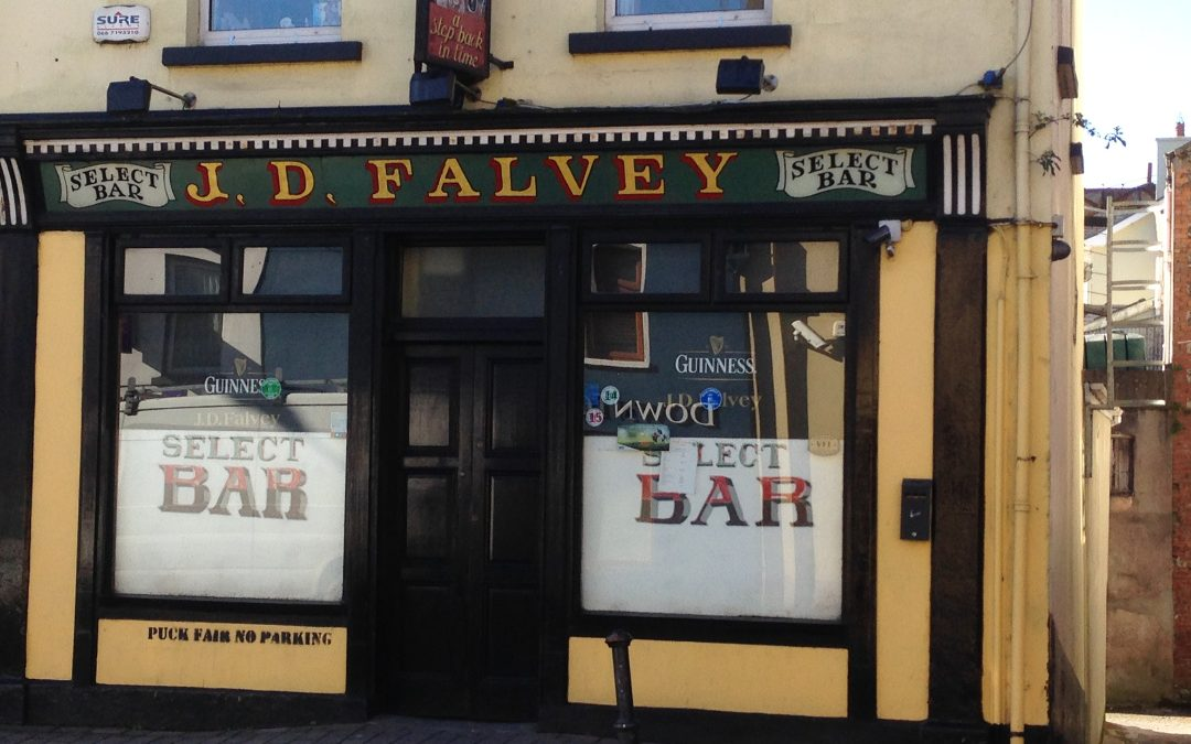 Falveys Bar Killorglin