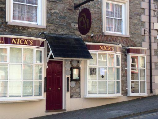 Nicks Bar and Restaurant