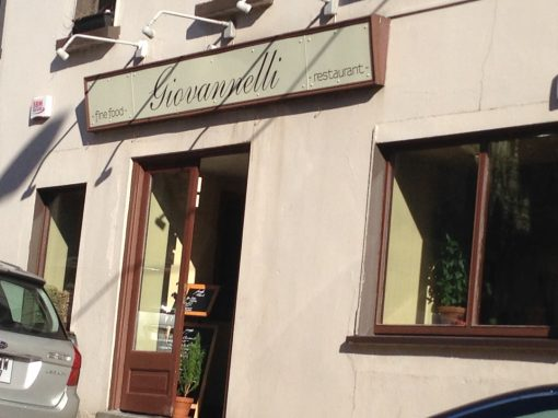 Giovannelli's Restaurant Killorglin